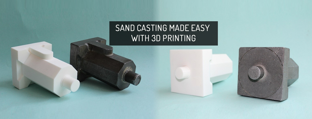 alternative casting, pattern, 3d printing